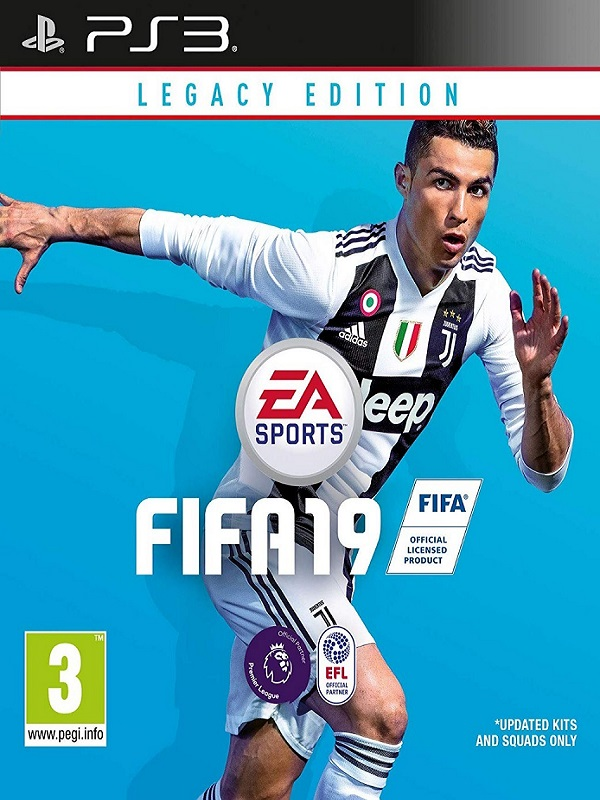 fif - FIFA 19 [PS3] [EUR] [CFW 4.82] [Español] [9GB] [VS]