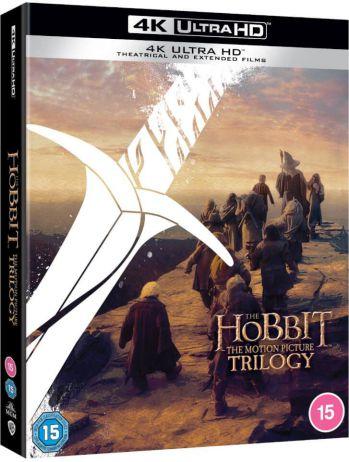Lo Hobbit - La desolazione di Smaug (2013) EXTENDED .mkv Bluray Untouched 2160p UHD AC3 ITA TrueHD ENG DOLBY VISION HEVC - DDN