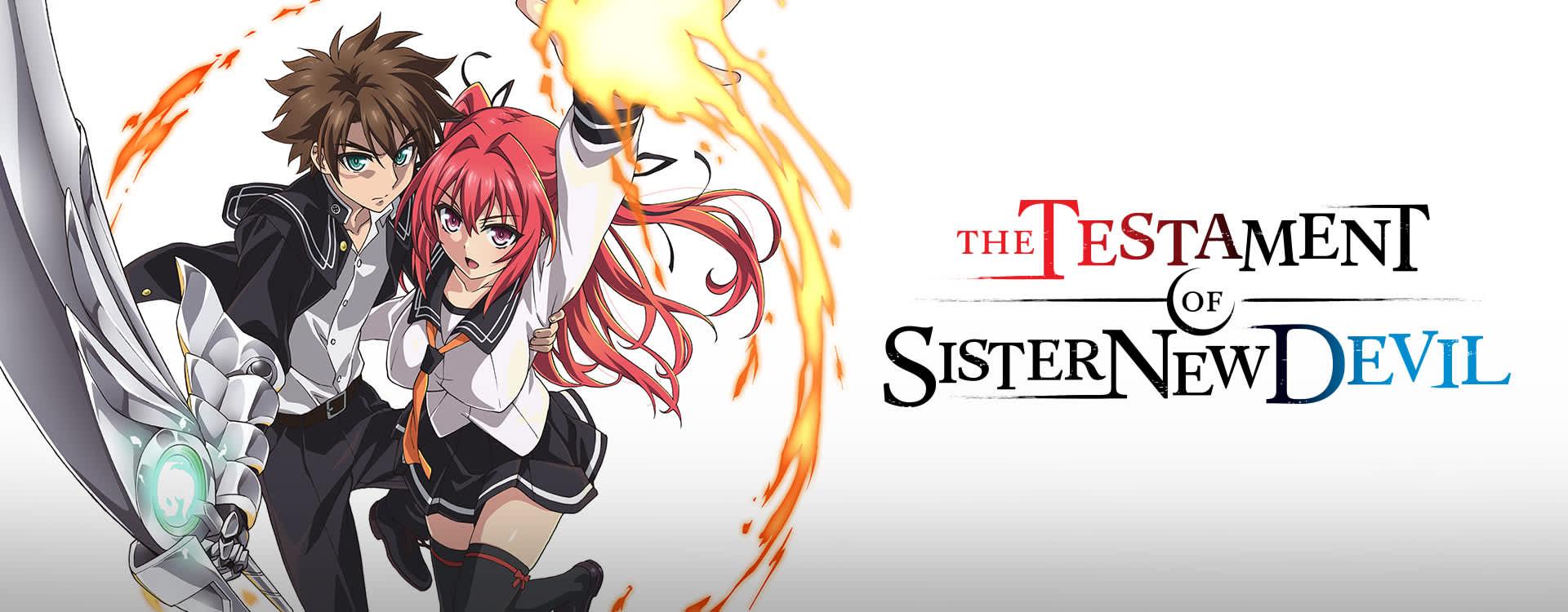 ProSieben MAXX zeigt »Testament of Sister New Devil: Departures«