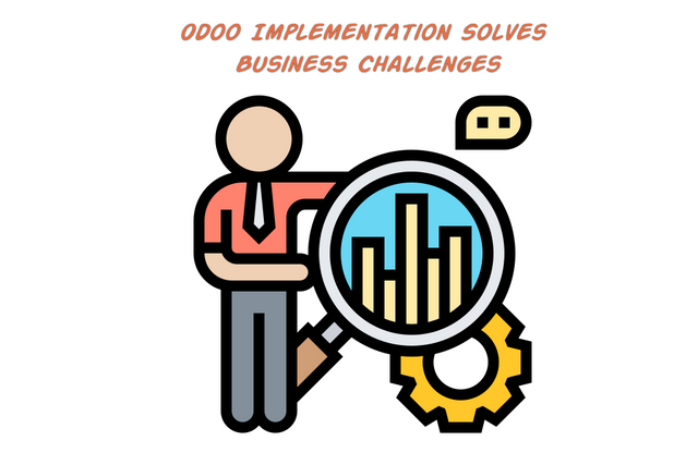 How Odoo ERP Implementation Solves The Small Business Leads Challenges?