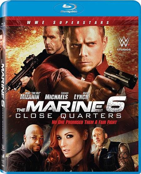 The Marine 6: Close Quarters (2018) Hindi Dubbed 720p HDRip Esusb DL