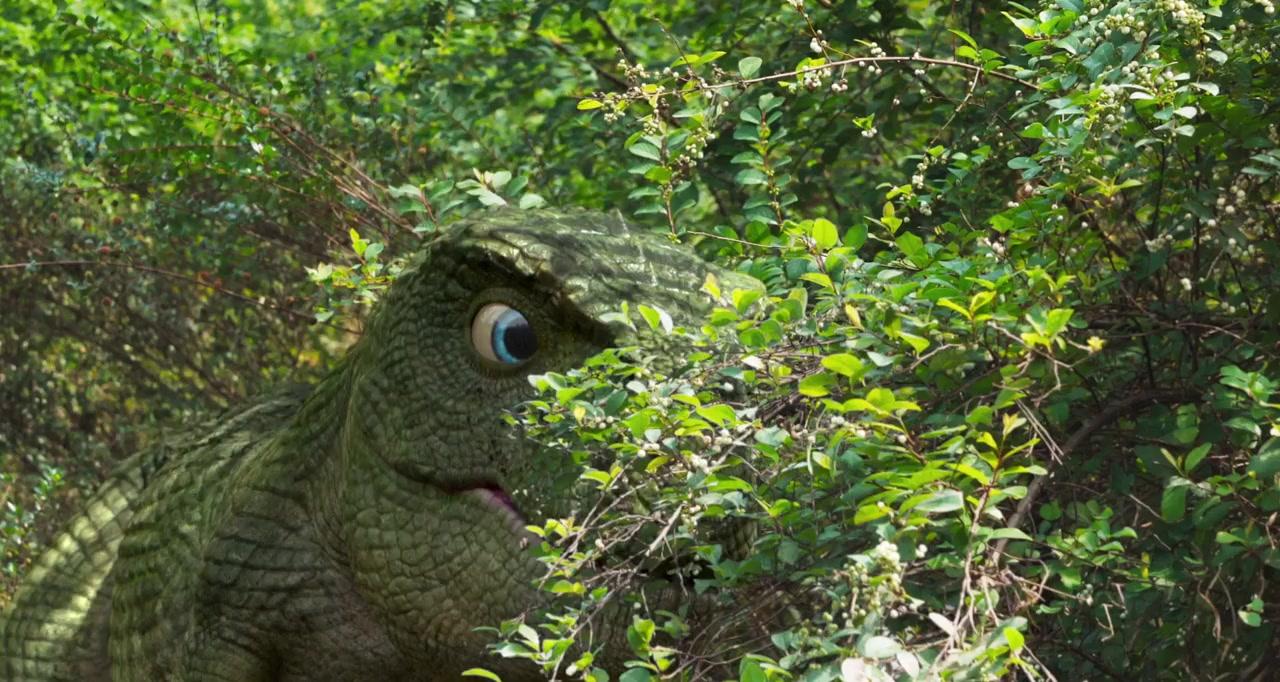 Dino King 3D Journey to Fire Mountain Screen Shot 2