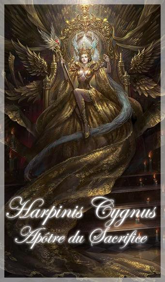 [SOLO]Harpinis Cygnus, l'Apôtre du Sacrifice Haprinis
