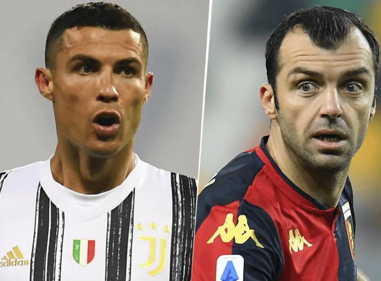 Dove Vedere JUVENTUS GENOA Streaming Gratis Online alle ore 15:00: Ronaldo vs Pandev