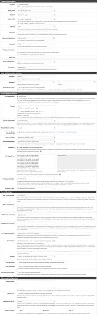 Client VPN Config