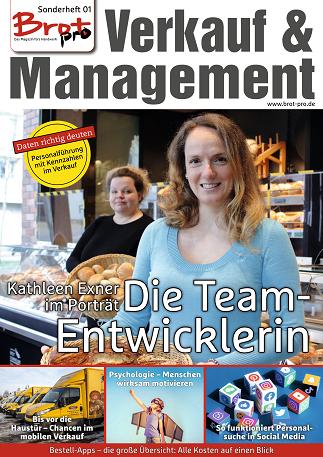 Cover: Brot pro Magazin Sonderheft No 01 2021