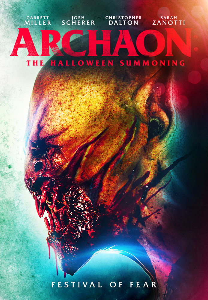 Archaon: The Halloween Summoning 2020 English 720p HDRip 800MB | 250MB Download