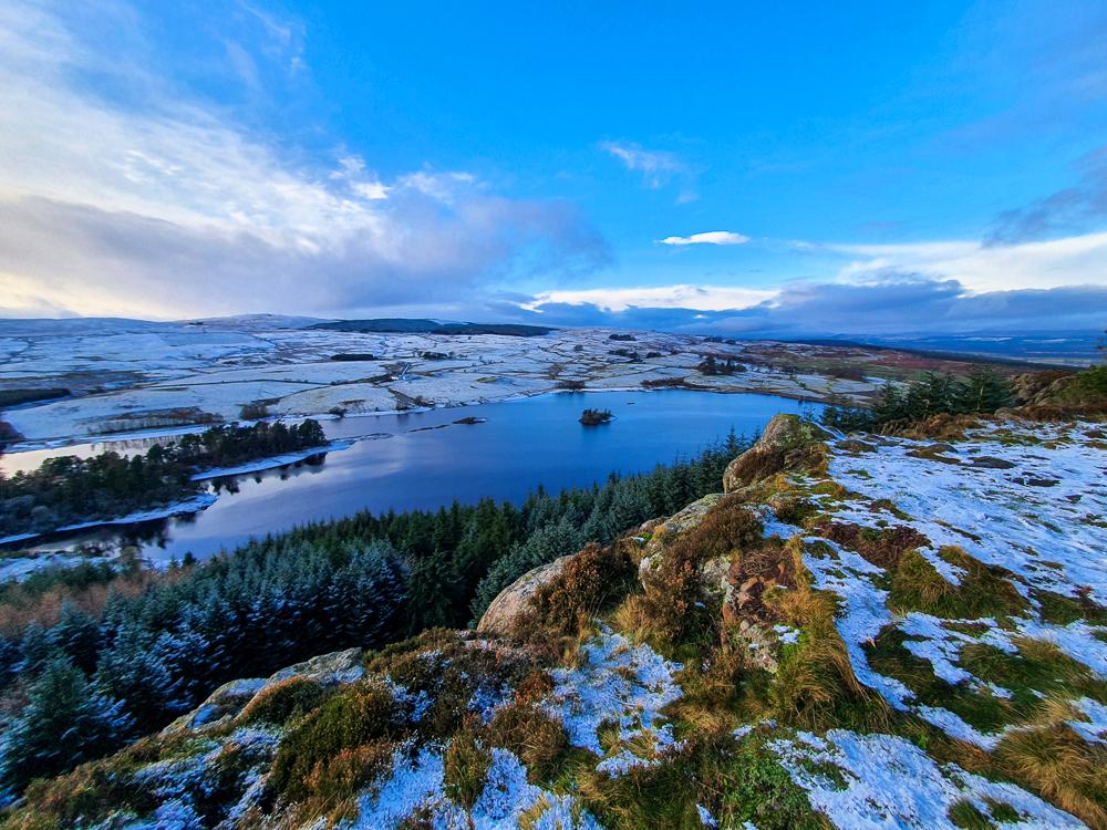 North Third Reservoir, Stirling, Vacation Scotland