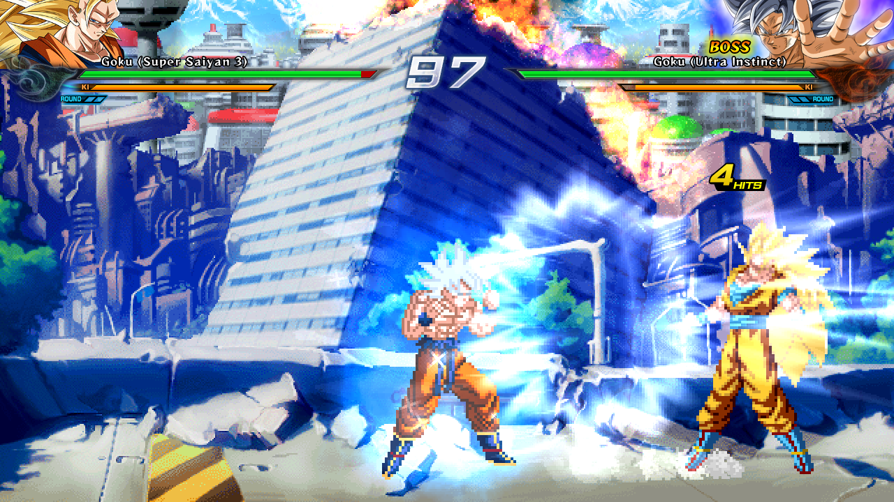 DRAGON BALL Z: ULTIMATE FIGHTER 2 Mugen018