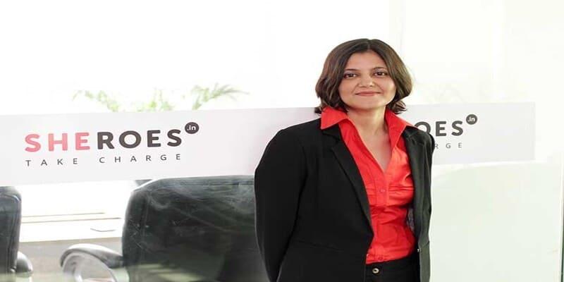 Sairee Chahal, Sheroes