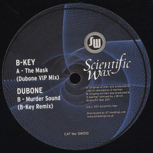 Download B-Key / Dubone - The Mask / Murder Sound (Remixes) mp3