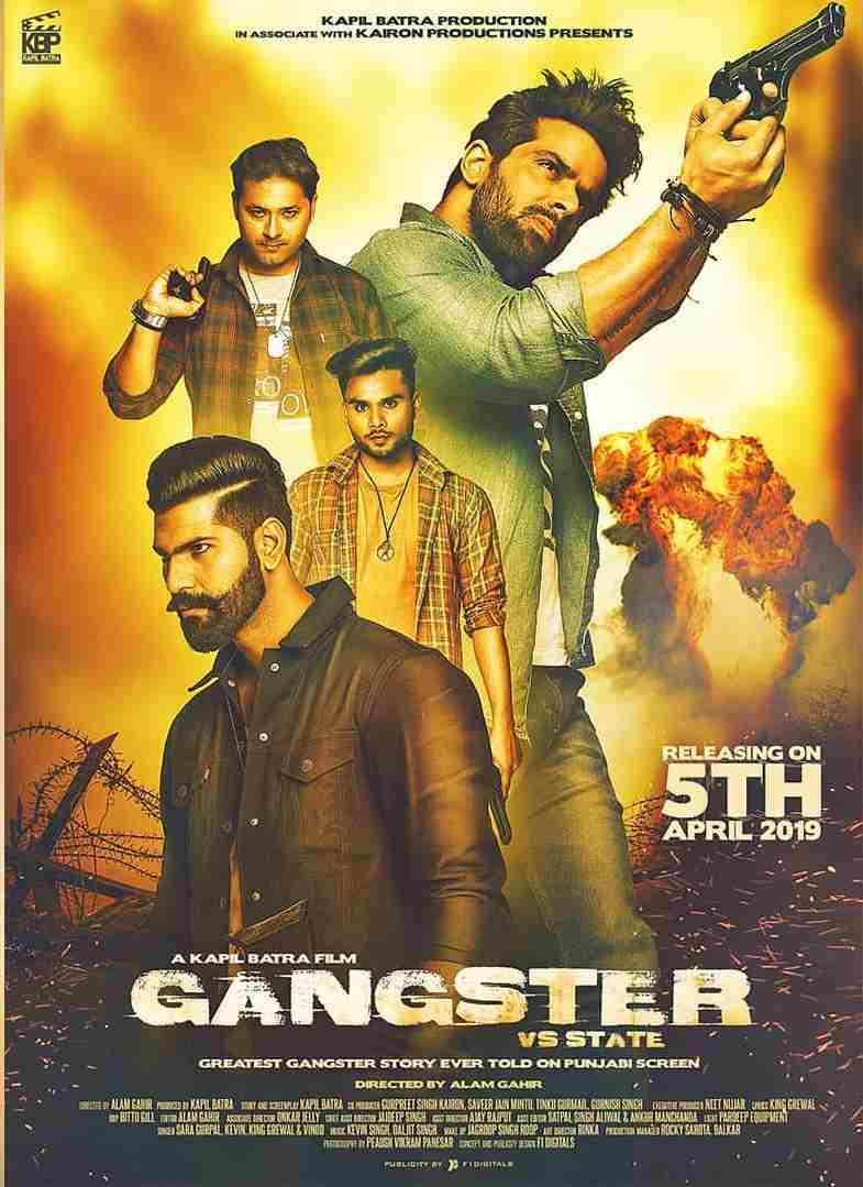 Gangster Vs State (2019) Full Movie 720p