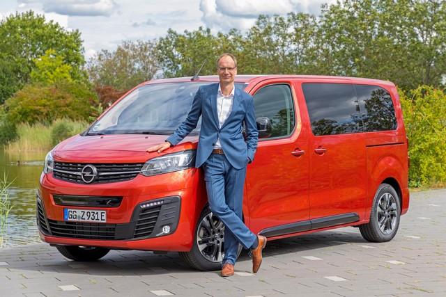 De l'électricité dans l'air : l'Opel Zafira-e Life tout électrique en vente à partir de 51 500 euros bonus environnemental déduit Opel-Zafira-e-512731