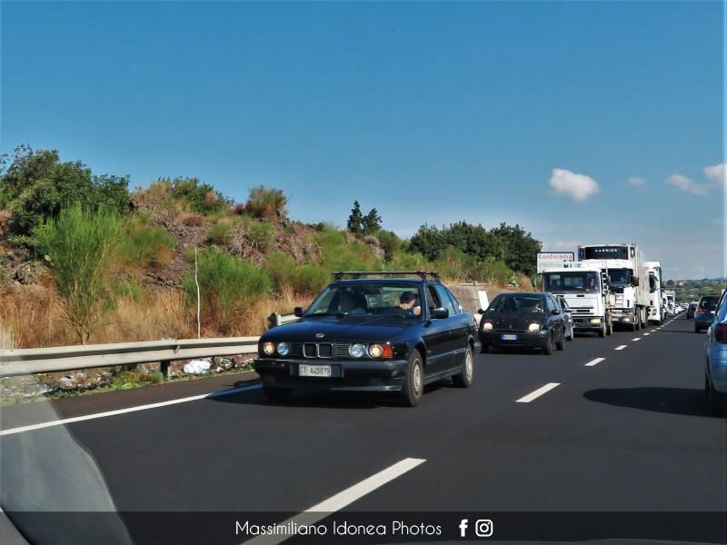avvistamenti auto storiche - Pagina 31 Bmw-E34-518i-1-8-113cv-93-CTA45079-296-841-6-11-2017