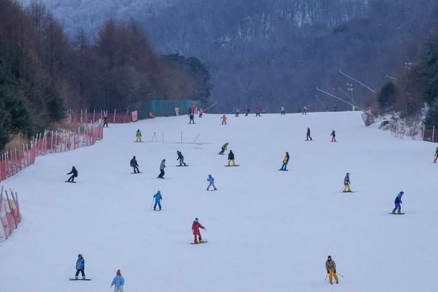 Ski-at-Korea