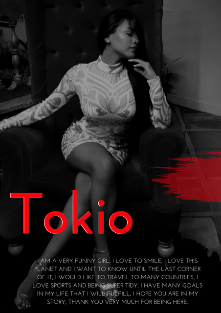 Tokio--Tokio A Littel About me! custom pic 1