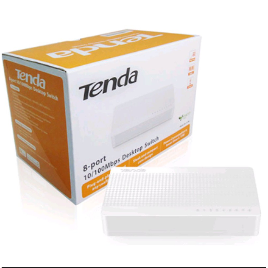 SWITCH TENDA 8 PORT