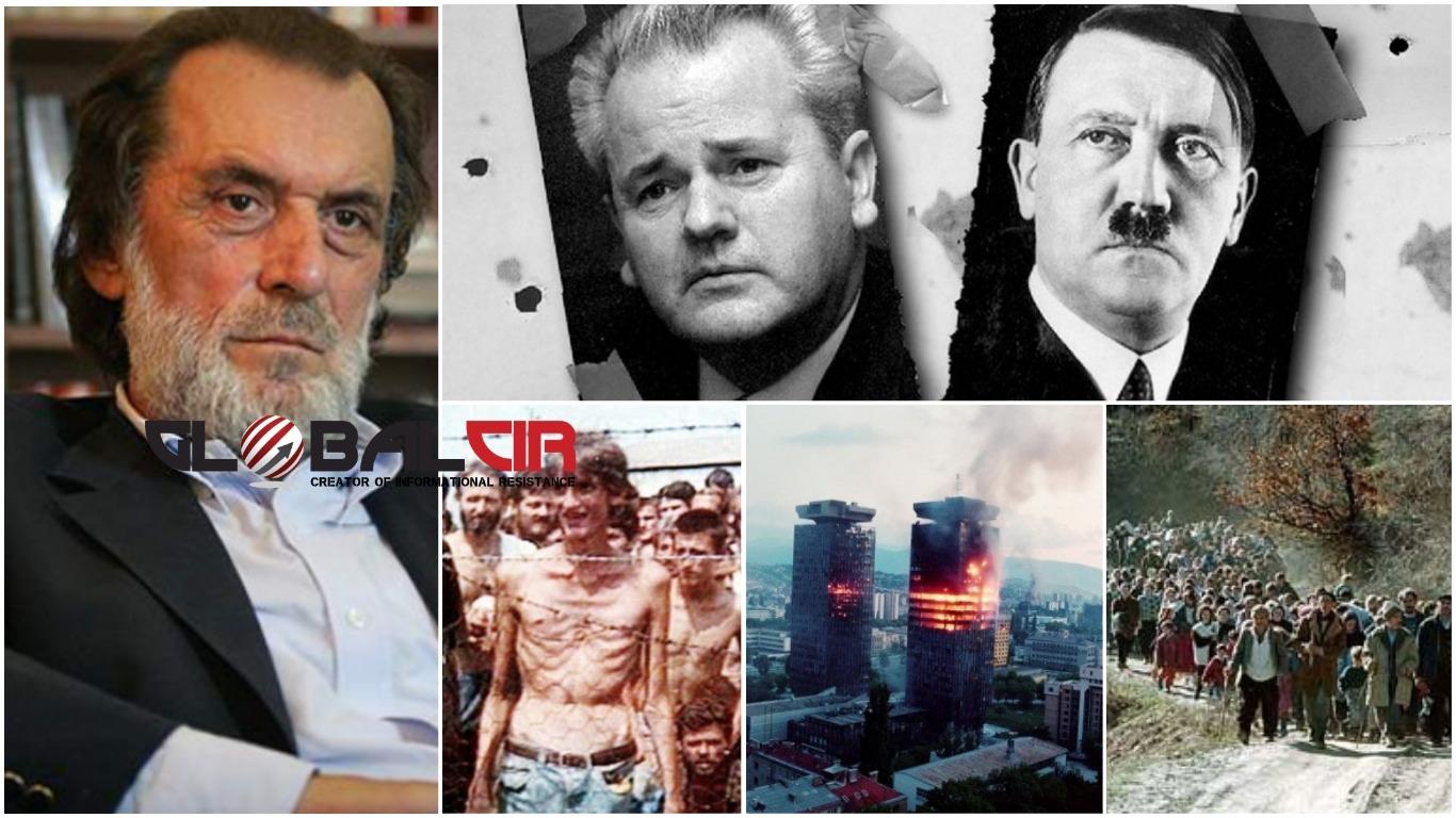 (VIDEO) DRUGO LICE SRBIJE! Vuk Drašković opisao Miloševića kao srpsku verziju Hitlera te objasnio šta sve 'narod ne zna' o njegovim i zločinima njegovog režima!