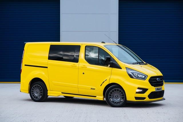Avec Ford, transformez votre utilitaire en version Rallye Ford-Transit-Custom-202008-5