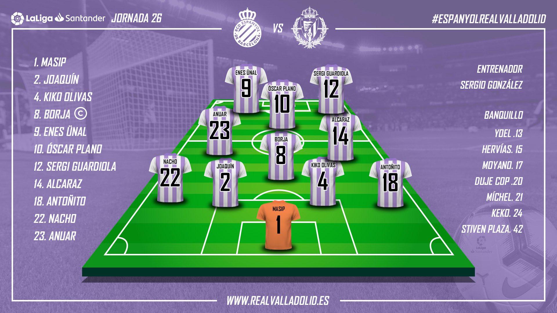 R.C.D. Espanyol - Real Valladolid. Sábado 2 de Marzo. 13:00 - Página 2 IMG-20190302-115953