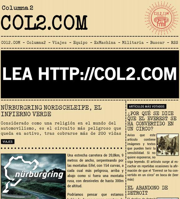 9473f9c084 Gafas de sol para aviadores | Col2.com