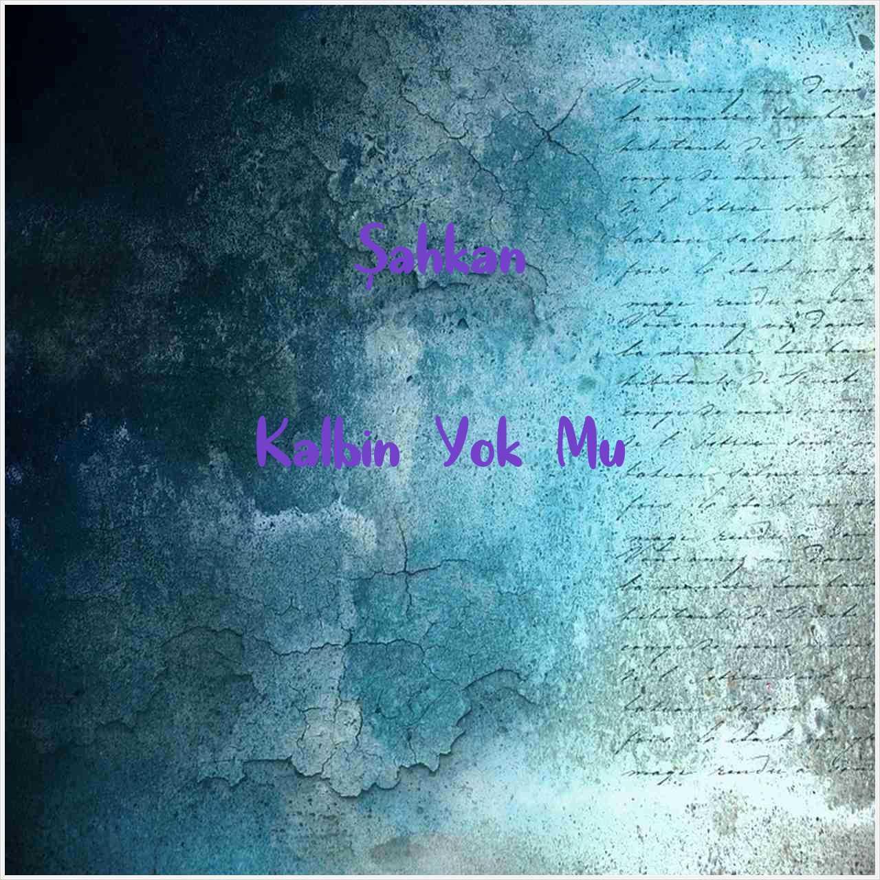 دانلود آهنگ جدید Şahkan به نام Kalbin Yok Mu