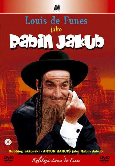 Przygody Rabina Jakuba / Les aventures de Rabbi Jacob (1973) PL.AC3.DVDRip.XviD-GR4PE | Lektor PL