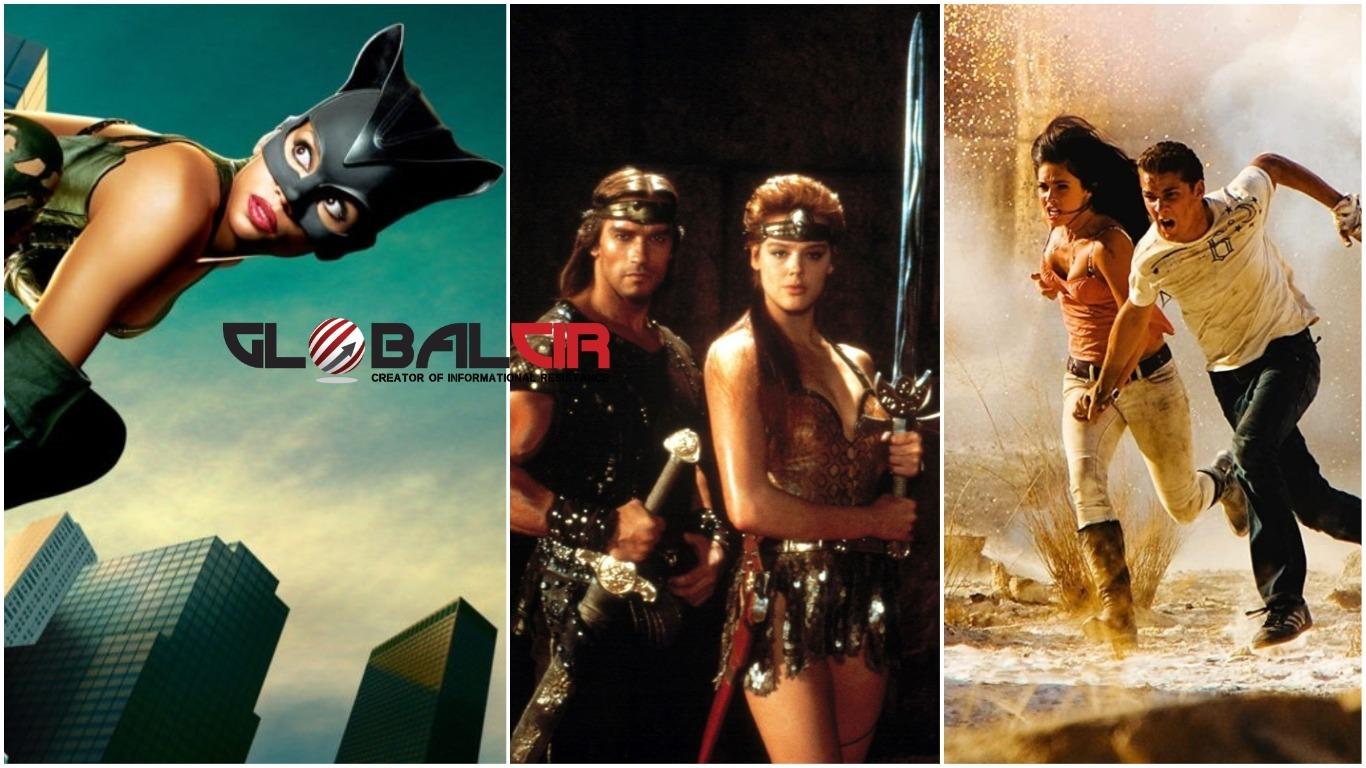 NESLAVNO SLAVNI: Devet glumaca o najgorim filmovima koje su ikad snimili