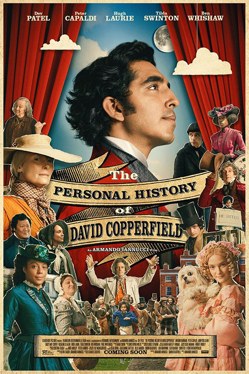 David Copperfield'ı Hayat Hikayesi | 2020 | m720p - m1080p | BluRay | Türkçe Altyazılı | Tek Link