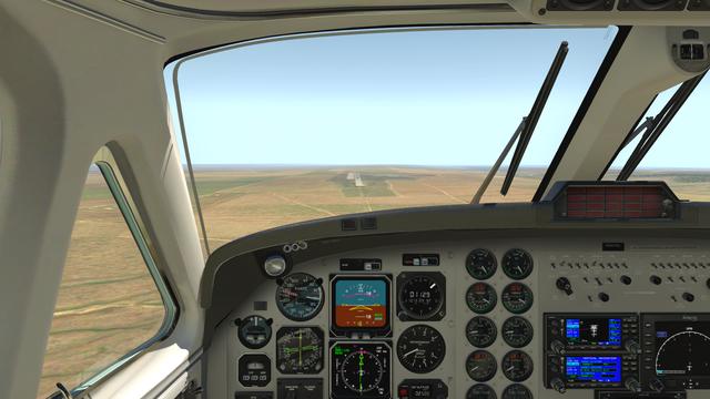 Car B200 King Air 13