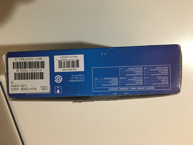 [Vendu] PS Vita Wifi enso sd2vita 128Go en boîte 80€ 87090-E15-1994-4-B8-D-BE4-A-F98-E0-F429740