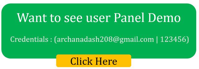 User_Panel Web Demo