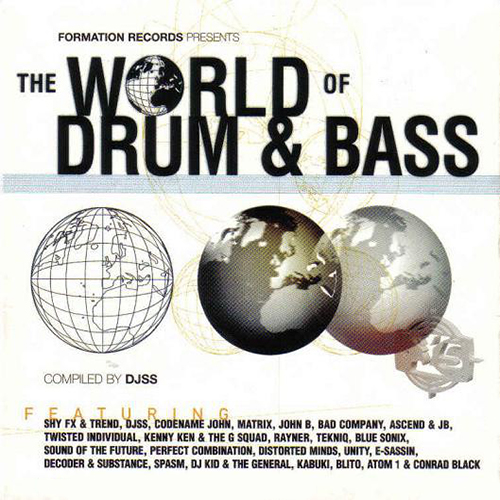VA - The World Of Drum & Bass 1999