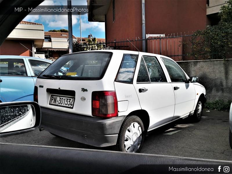 avvistamenti auto storiche - Pagina 11 Fiat-Tipo-Smart-1-1-56cv-90-PN301334-198-506-24-1-2019