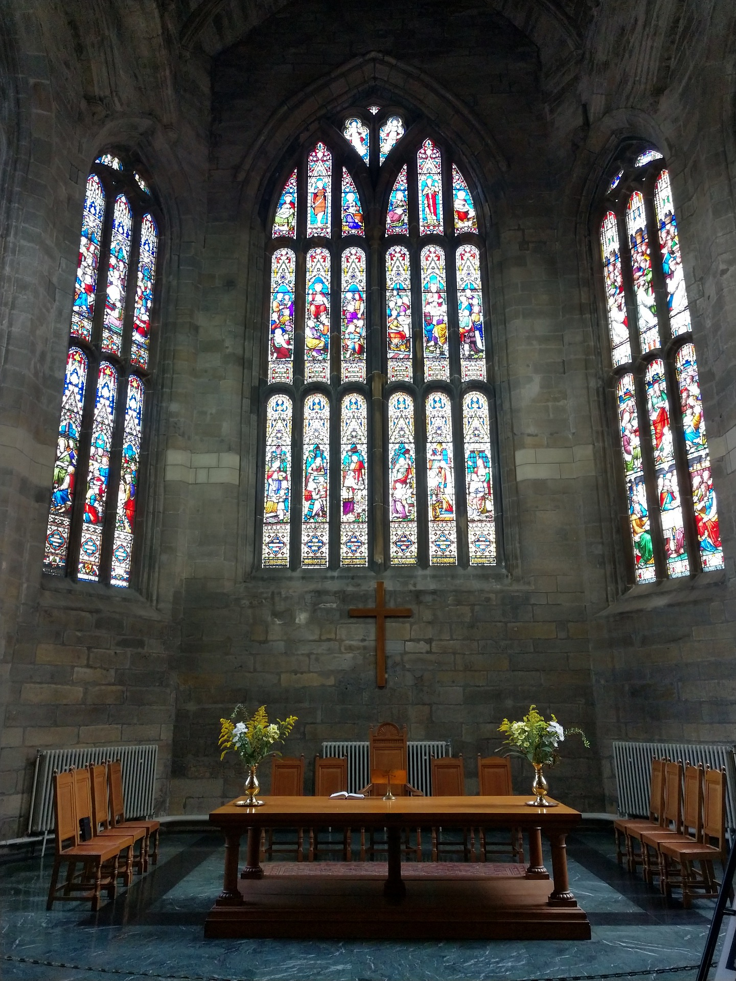 Holy Rude Church Stirling itinerary