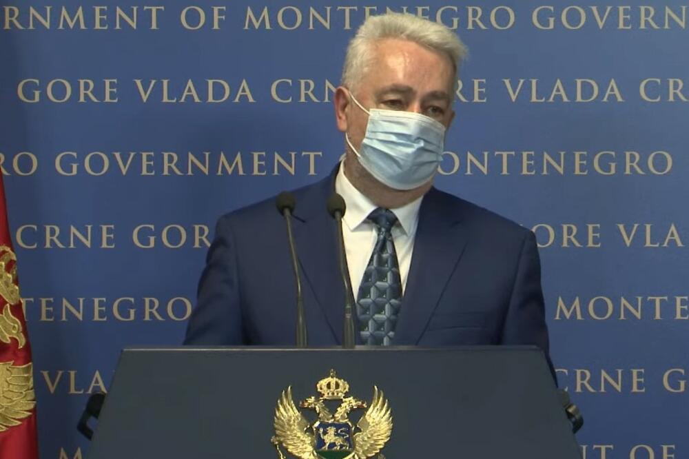 Krivokapić zatražio Leposavićevu smjenu zbog izjave o genocidu u Srebrenici