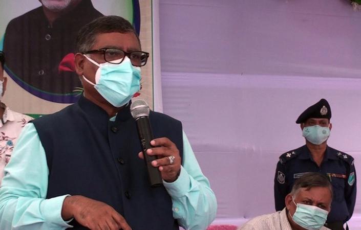 মাস্ক না পরলে করোনা নিয়ন্ত্রণ সম্ভব না : স্বাস্থ্যমন্ত্রী