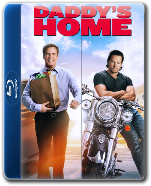 Daddy's Home (2015) Hindi Dubbed 720p HDRip Esubs DL