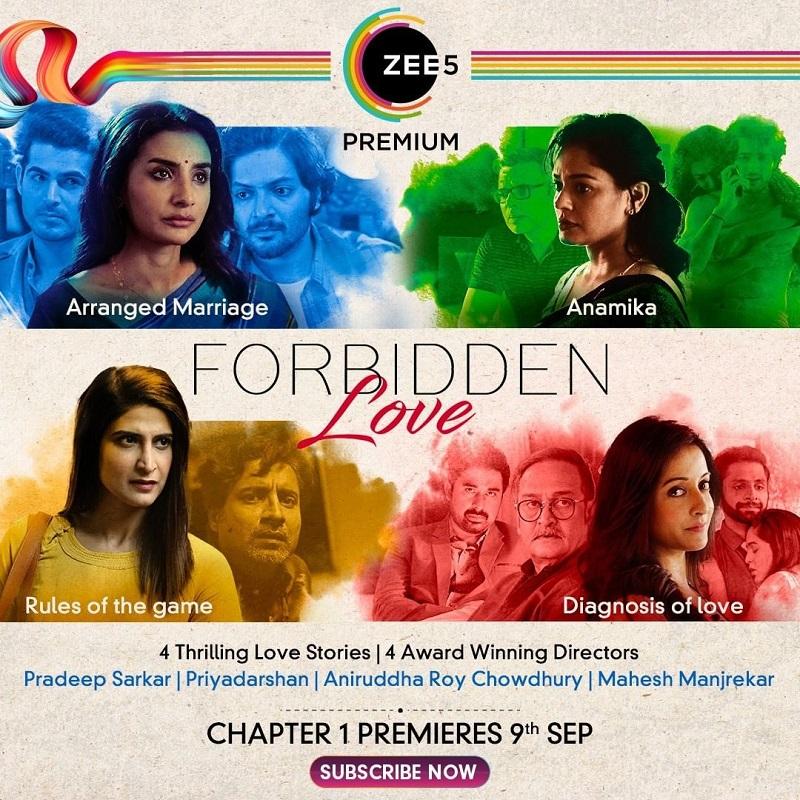 Forbidden Love: Anamika (2020) Season 1 Hindi 720p WEB-DL x264