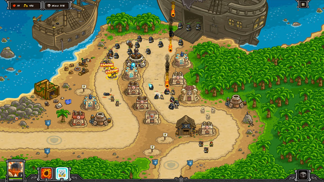 Kingdom Rush Frontiers – Tower Defense Game 1