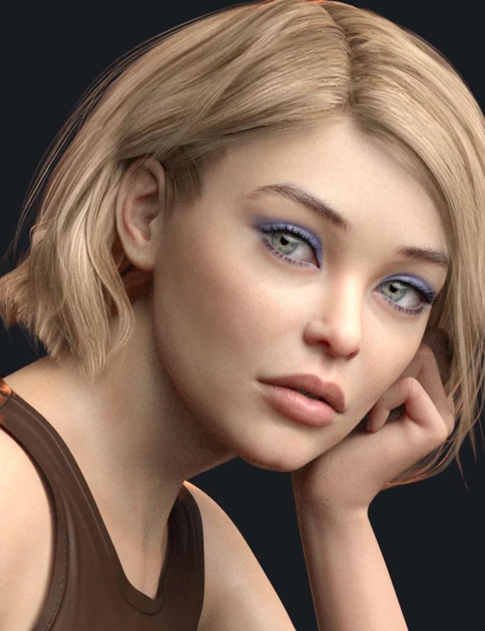Millarose for Genesis 8 Female