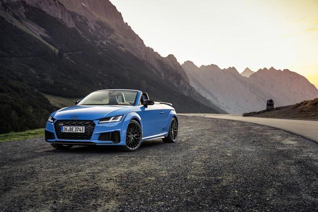 Accent sportif : l'Audi TTS competition plus A208520-medium