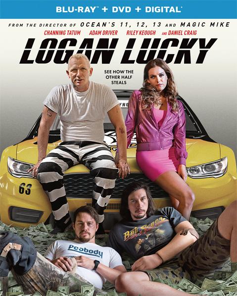 Filme Logan Lucky - Roubo em Família Dual Áudio 2017 – BluRay 1080p Download