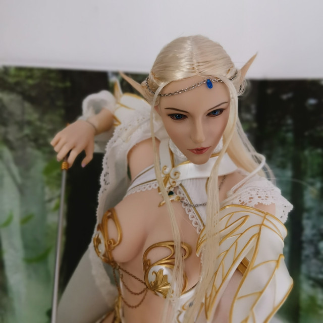 Emma - NEW PRODUCT: [LXF-1904B] Elf Queen Emma Queen Version 1:6 Figure by Lucifer IMG-20200419-120851