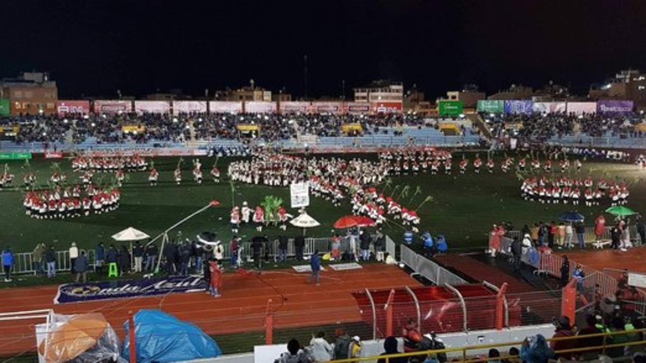 Chunchos de Esquilaya se corona como campeón absoluto