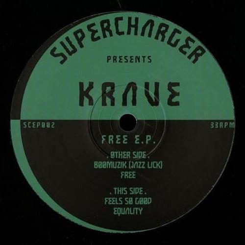 Krave - Free EP