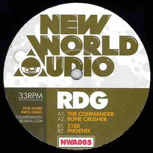 RDG - The Commander