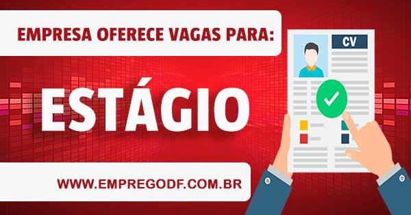 ESTÁGIO DE TELEMARKETING ATIVO COM O SALÁRIO DE R$ 580,00