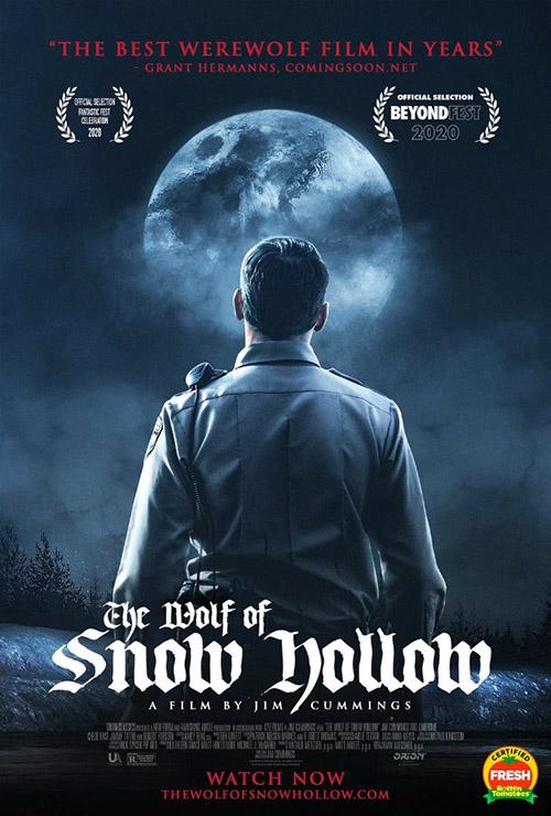 The Wolf of Snow Hollow | 2020 | m720p - m1080p | WEB-DL | Türkçe Altyazılı | Tek Link