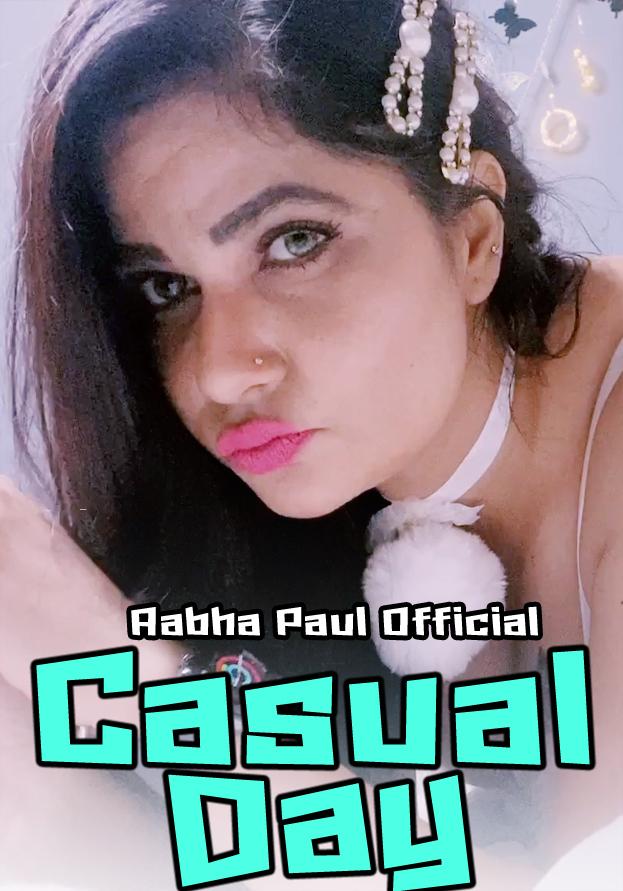 Casual Day 2020 Hindi Aabha Paul Video 720p HDRip 25MB Download